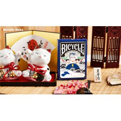 Cartes à jouer Bicycle Maneki Neko