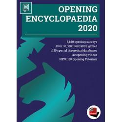 DVD Chessbase Opening Encyclopedia 2019