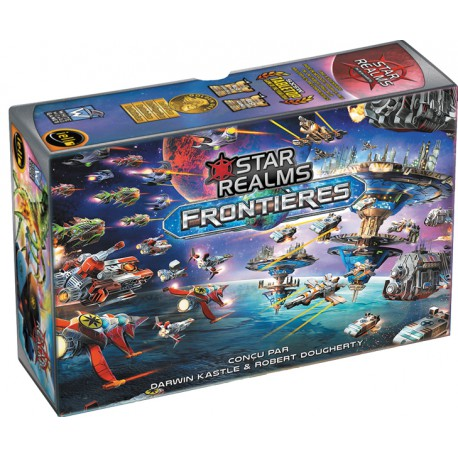Star Realms : Frontières