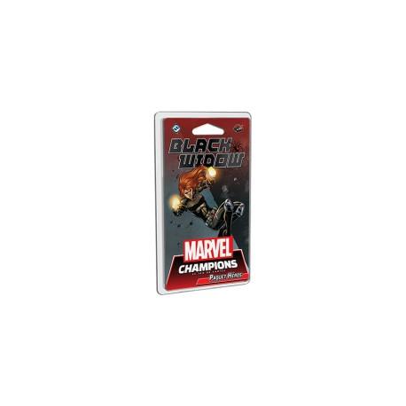Marvel Champions - Extension Black Widow
