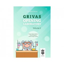 Grivas Opening Laboratory - Volume 2: King's Indian defence, Dutch Defence, Benko-Volga Gambit