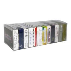 Etui Omnibox Transparent pour Cartes à Jouer (3 x 12 paquets)