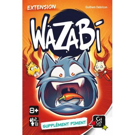 Wazabi - Extension : Supplément Piment