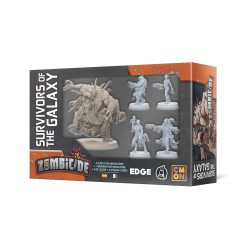 Zombicide Invader - extension Survivors of the Galaxy