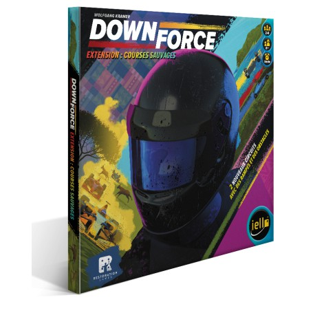 Down Force - Extension : Courses Sauvages