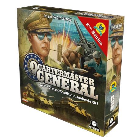 Quartermaster General : 2ème GM (2ème Edition)