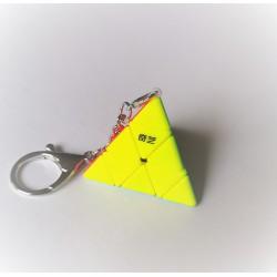 Cube Pyraminx Mini - Porte Clés