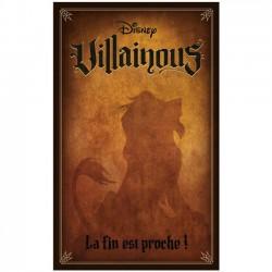 Villainous - Extension : La Fin est Proche