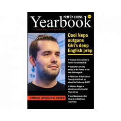 New In Chess Yearbook 134 Hard cover