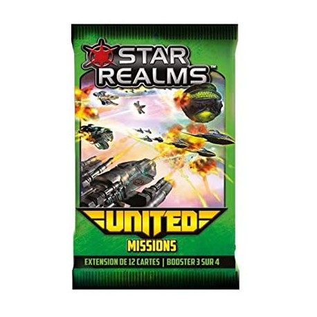 Star Realms - Extension United : Missions