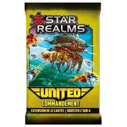 Star Realms - Extension United : Commandement