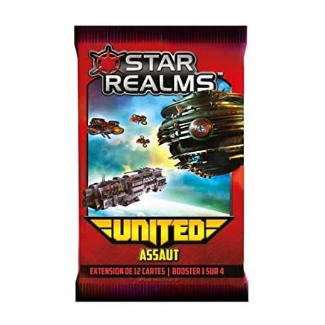 Star Realms - Extension United : Assaut