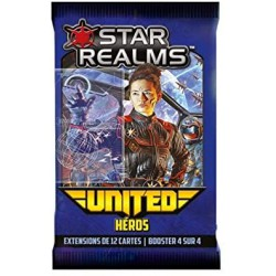 Star Realms - Extension United : Héros