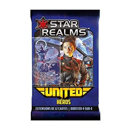 Star Realms - Extension United : Héros