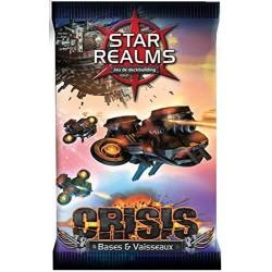 Star Realms - Extension Crisis : Bases et Vaisseaux