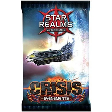 Star Realms - Extension Crisis : Evenements