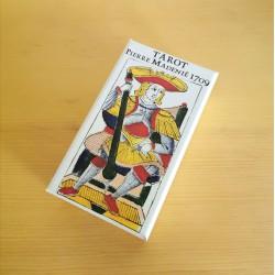 Tarot divinatoire Madenié 1709