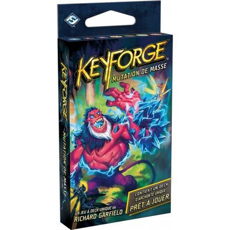 Keyforge: Mutation de masse (boite de départ)