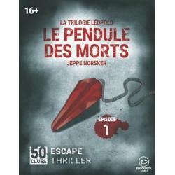 50 Clues, le Pendule des Morts