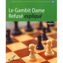 RIZZITANO - Le Gambit Dame Refusé expliqué