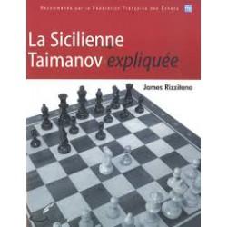 RIZZITANO - La Sicilienne Taimanov expliquée