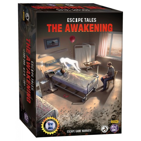 Escape Tales : The Awakening