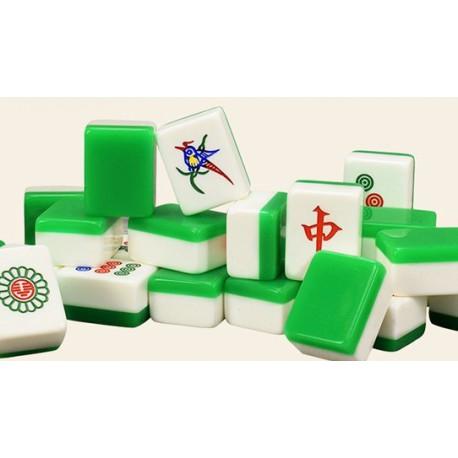 Mahjong Green Back XXL