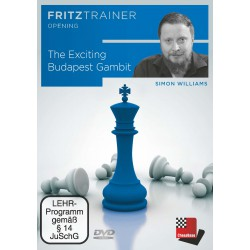 DVD Williams - The Exciting Budapest Gambit