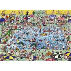 Puzzle 1000 pièces - Cool Down - Blanchon