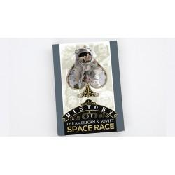 Cartes à jouer History Of Space Race