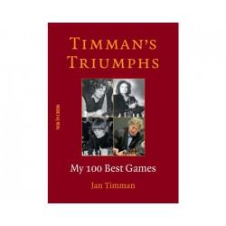 Timman - Timman's Triumphs: My 100 Best Games (Hard cover)