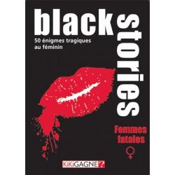 Black Stories : Femmes Fatales