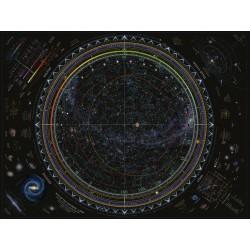Puzzle 1500 pièces - L'Univers