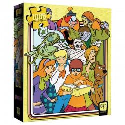 Puzzle 1000 pièces - Scooby Doo