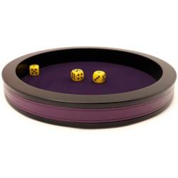 Piste dés Prestige 30cm - Violette