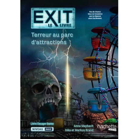 EXIT, le livre - Terreur au Parc d'attractions