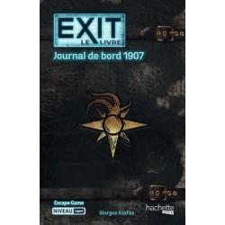 EXIT le livre: Journal de Bord 1907