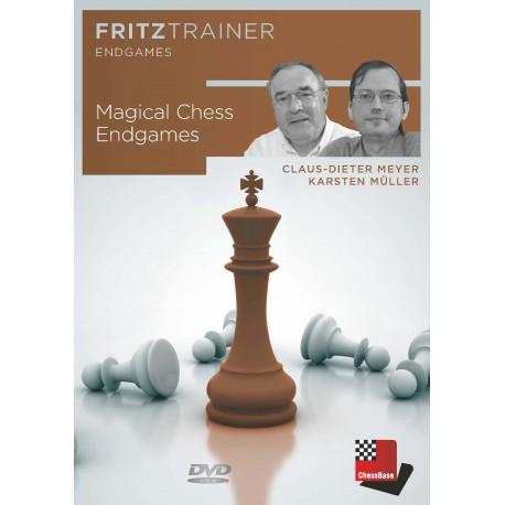 DVD Meyer & Müller - Magical Chess Endgames