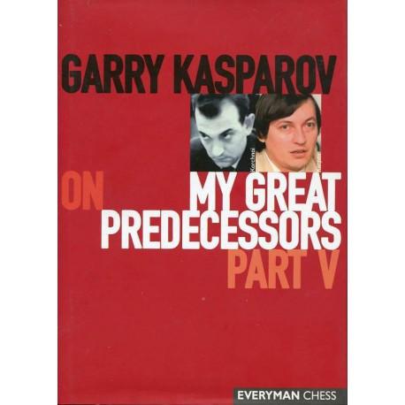 KASPAROV - My Great Predecessors part V (souple)