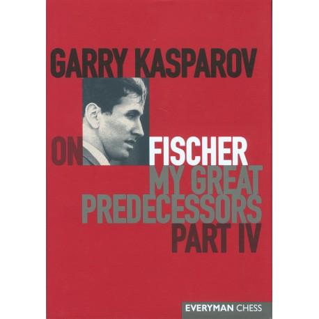 KASPAROV - My Great Predecessors part IV (couverture dure)