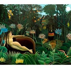 Puzzle 1500 pièces Le Rêve du Douanier Rousseau