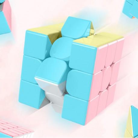 Cube 3x3 Macaron Series - Moyu