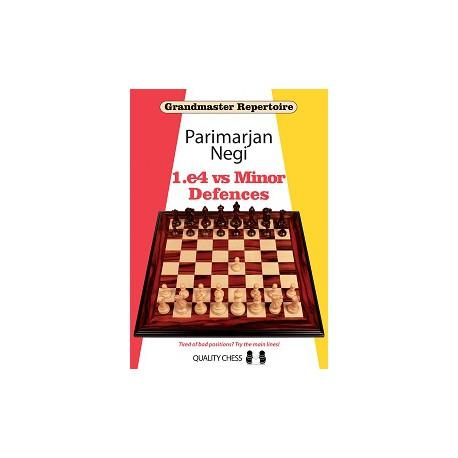 Negi - Grandmaster Repertoire - 1.e4 vs Minor Defences
