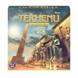 Tekhenu - L'Obélisque du Soleil