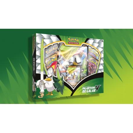JCC Pokémon : Coffret Pokémon GX Salarsen V
