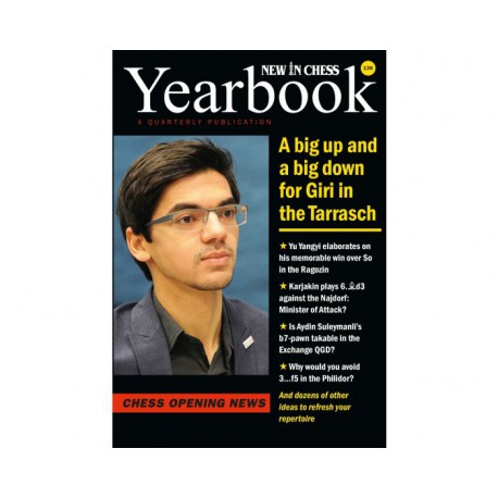 New In Chess Yearbook 135
