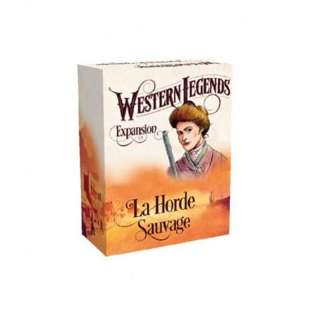 Western Legends extension Pour une Poignée d'Extras