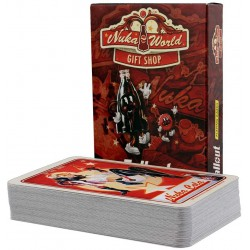Cartes à jouer Fallout Collector