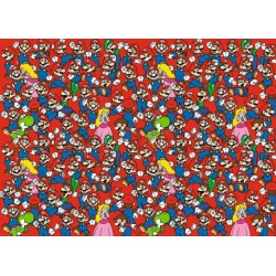 Puzzle 1000 pièces - Super Mario Challenge