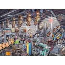 Puzzle 368 pièces - Escape : La Fabrique de Jouets